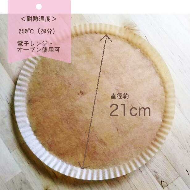 家庭のフライパンにちょうど良いサイズの縁付き円形
