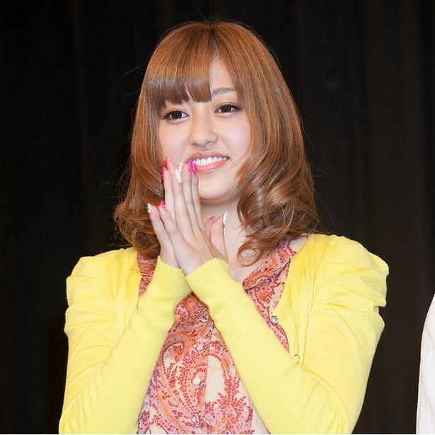 菊地亜美が「ダウンタウンDX」にゲスト出演