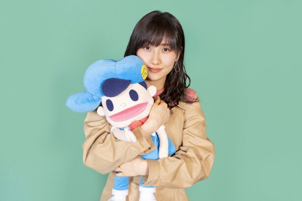 シーズン4から準レギュラーで出演するモーニング娘。'19・佐藤優樹。「グッズの売り上げが今後どうなるか(笑)」