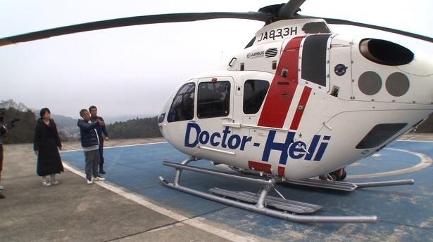 出川哲朗と大橋未歩は、救命救急センターの日常に密着