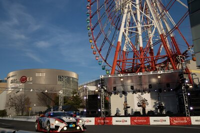 3月9日に行われた「Dream Drive Dream Live 2019 with TOYOTA GAZOO Racing」 の様子
