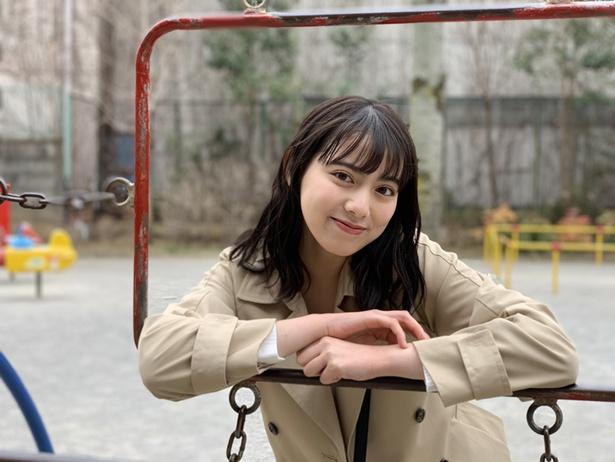 スカパー!朝のTwitterドラマ「遊具」でドラマ初主演を務める毛利愛美(18)