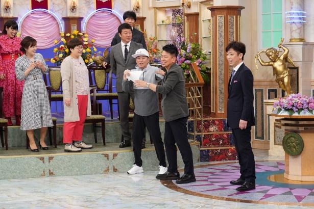 3月10日(日)の「行列のできる法律相談所」に中居正広が特別出演!