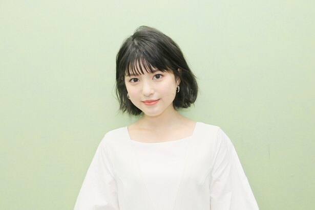 3月8日(金)よりdTVで配信される新感覚ドラマ「FHIT MUSIC♪ ~倉木麻衣~」で主演を務める川島海荷