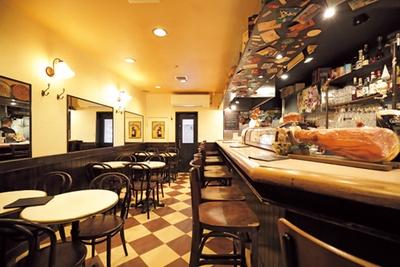 一人でも入りやすい雰囲気/Brasserie Café ONZE