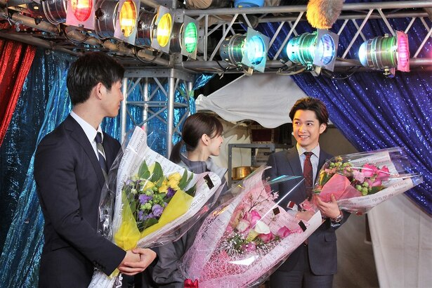 千葉雄大は「またパワーアップして帰ってきたい」と宣言!
