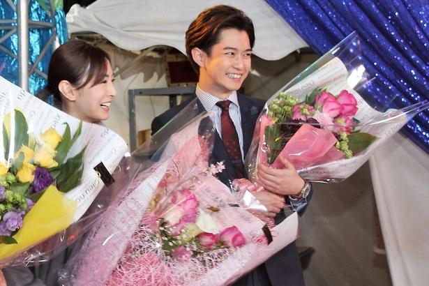 北川景子&千葉雄大の素の笑顔が素晴らしすぎる件