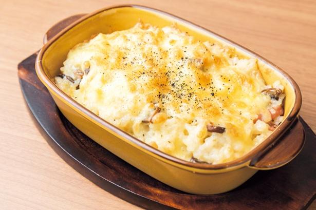 濃厚チーズリゾットグラタン(1・2人用980円)/お米料理 リゾット☆スター
