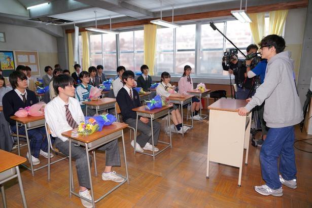 「3年A組―今から皆さんは、人質です―」クランクアップショット!(C)NTV