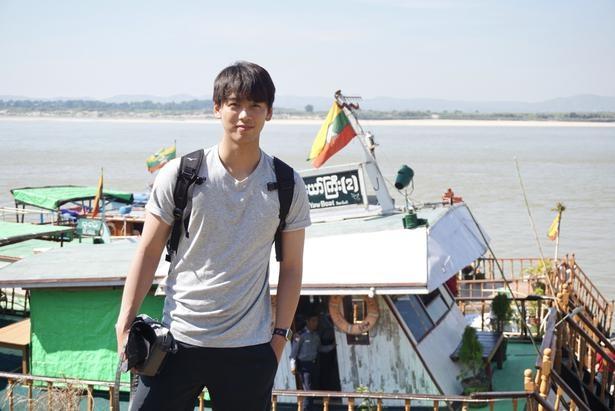 「世界ウルルン滞在記SP」でミャンマーへの旅に出る竹内涼真