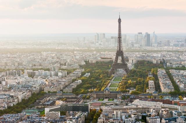 今のパリがあるのは都市計画のおかげ!