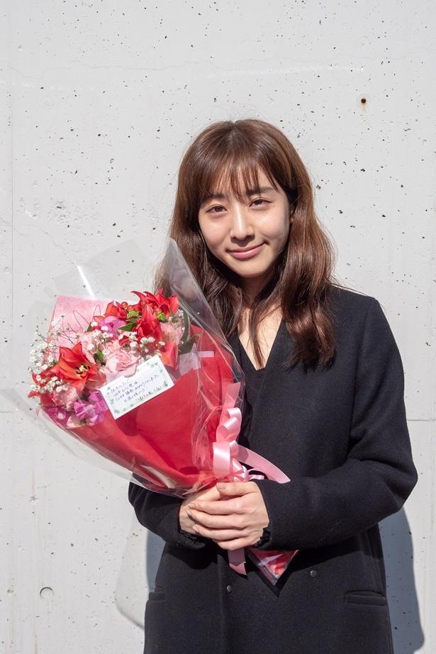田中みな実は女優業挑戦について「次第にやりがいを感じることができました」を話した