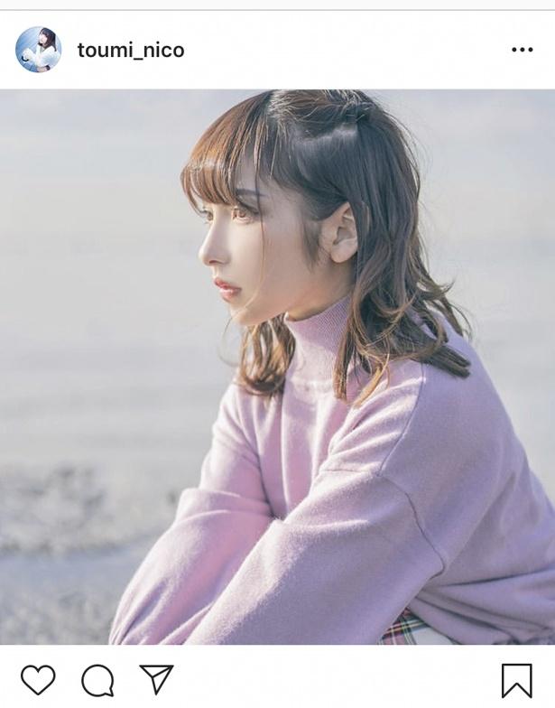 「ヤングジャンプが見つけた平成最後の奇跡の原石」のインスタグラムも要チェック