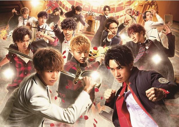映画「PRINCE OF LEGEND」は3月21日(木)に公開