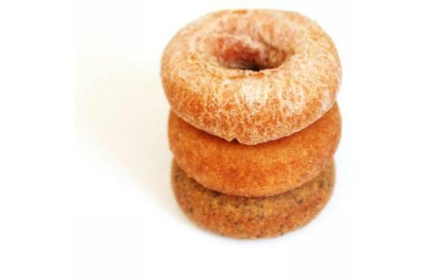 そのほか、日替わりでいろいろな味のドーナツが