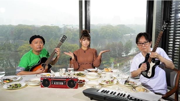 「ザ・カセットテープ・ミュージック」(BS12 トゥエルビ)4月14日(日)放送は、ハードロック特集