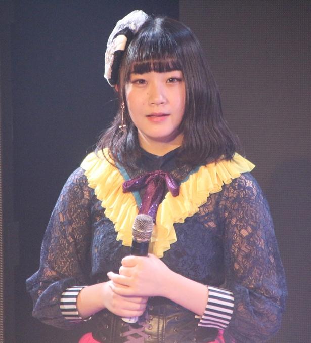 かこちゃん(菅谷夏子)も、先輩として「ちゃんと引っ張っていけるようにしたい!」