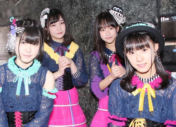 キャンディzooナイトメアが、5月21日(火)に「キャンディzooワンマンライブ 6周年記念ワンマンライブ」を行うことを発表した