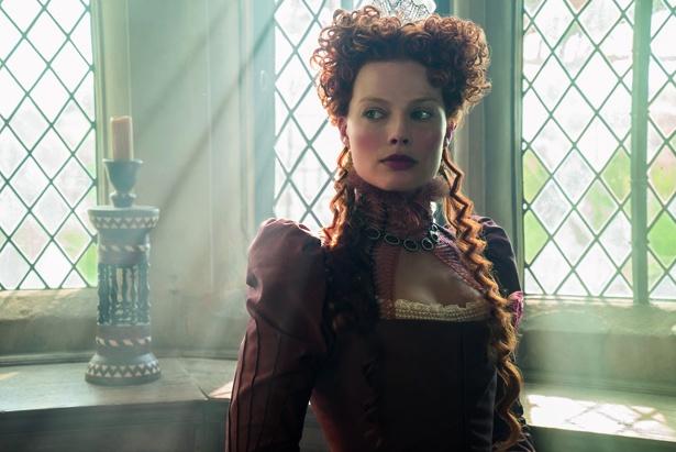 マーゴット・ロビーが演じたのは処女王と言われたエリザベス1世