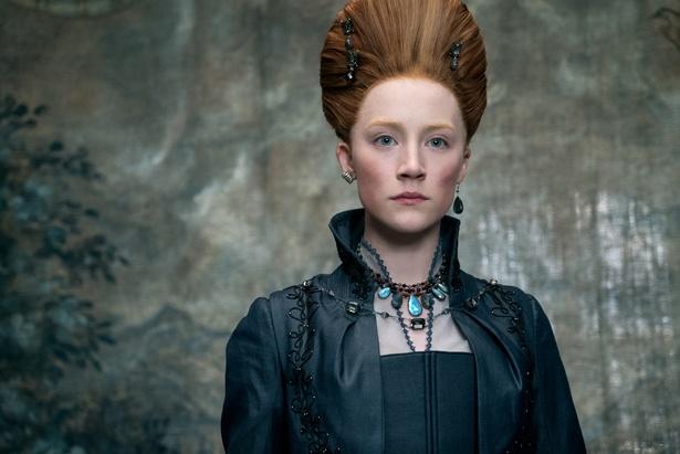 恋多き女王と呼ばれたメアリー・スチュアートを演じたシアーシャ・ローナン
