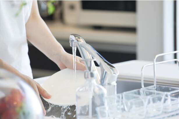 """来客中の洗い物が""""非常識""""とされるワケとは?"""