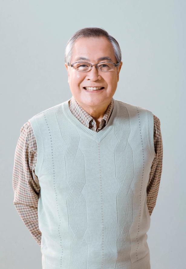 主人公の祖父・篝清史を演じる小野武彦