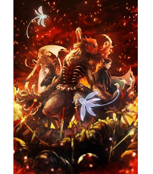 P.A.WORKSのオリジナルアニメ「Fairy gone フェアリーゴーン」の放送スケジュールが決定。コミカライズも発表された