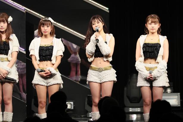 スカラエスパシオでのチームKIV「制服の芽」公演の様子(2)