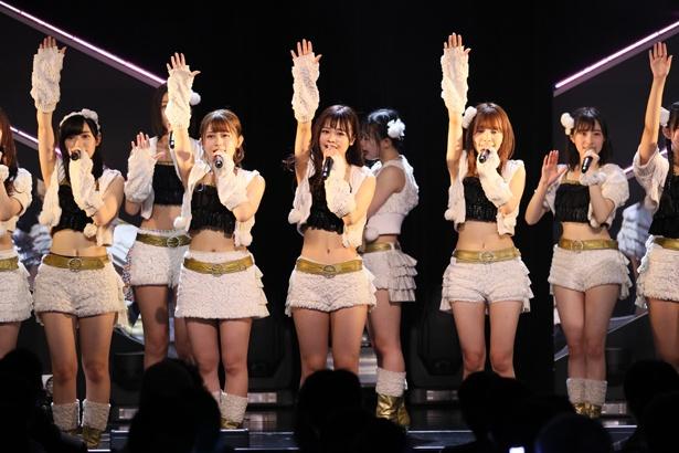 スカラエスパシオでのチームKIV「制服の芽」公演の様子(3)