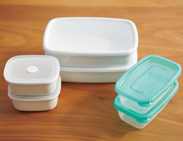 冷凍・冷蔵庫の食品をムダなく使い切るには、透明容器、ラベリングでの整理整頓が有効!-1