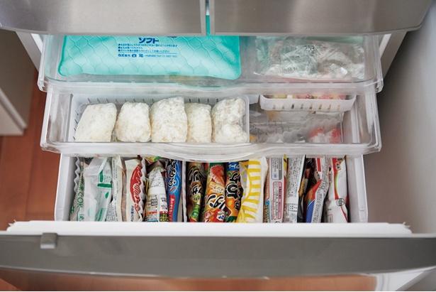 冷凍・冷蔵庫の食品をムダなく使い切るには、透明容器、ラベリングでの整理整頓が有効!-2