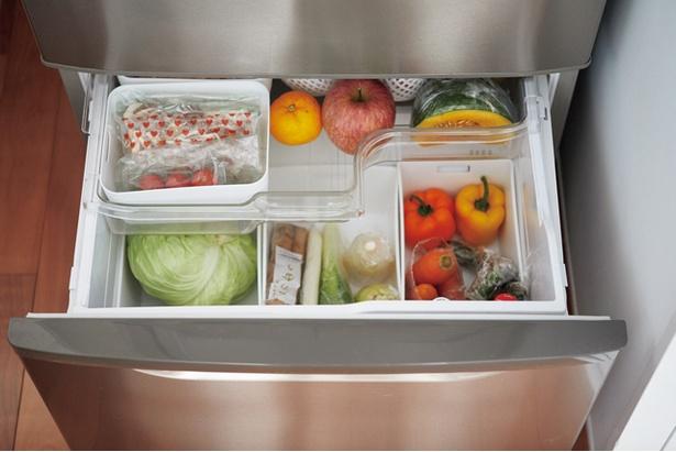 冷凍・冷蔵庫の食品をムダなく使い切るには、透明容器、ラベリングでの整理整頓が有効!-3