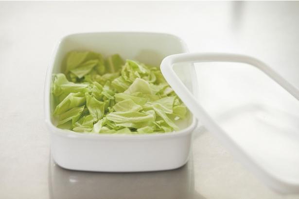 冷凍・冷蔵庫の食品をムダなく使い切るには、透明容器、ラベリングでの整理整頓が有効!-4
