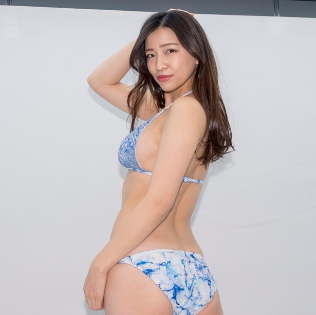 佐野マリアDVD「Debut!」(竹書房)発売イベントより