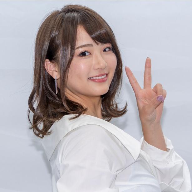 平嶋夏海DVD&Blu-ray「夏の急接近」(ラインコミュニケーションズ)発売イベントより