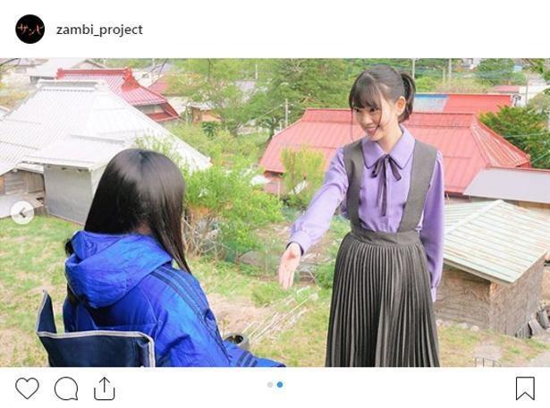 ザンビ(zambi_project)公式Instagramより