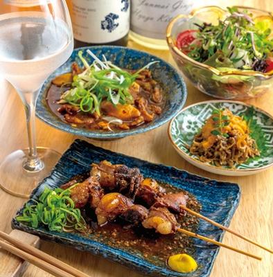 お酒に合う料理が豊富/澄吉
