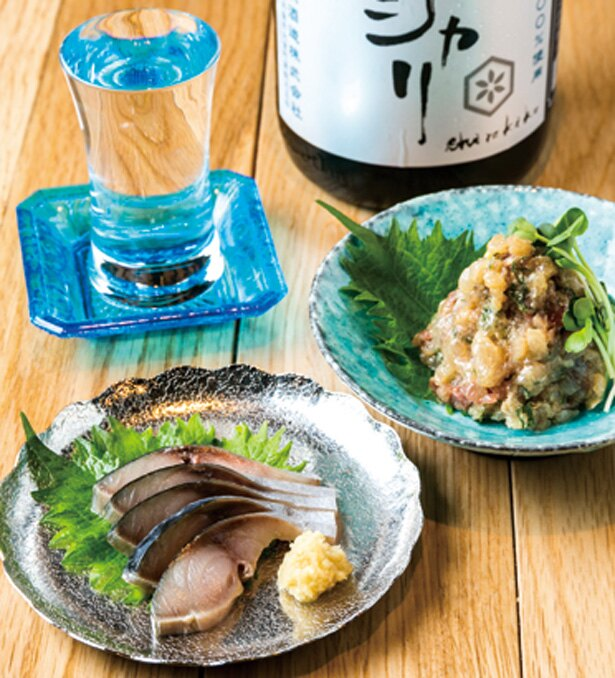 必食の魚メニューはコレ/サケホール 益や