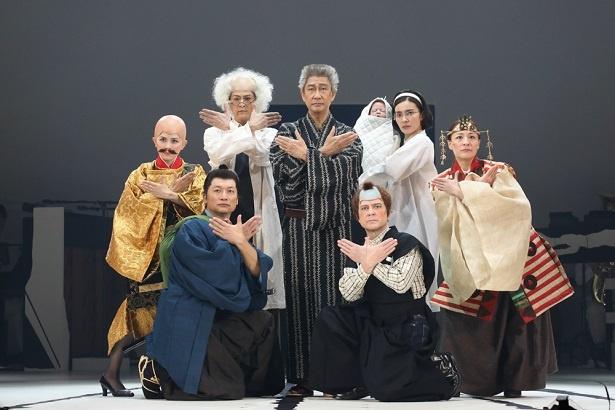 【写真を見る】中井貴一、香取慎吾ら7人が、60以上の役を演じる