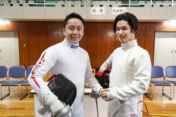 「家売るオンナの逆襲」第10話に登場する太田雄貴(左)(C)NTV