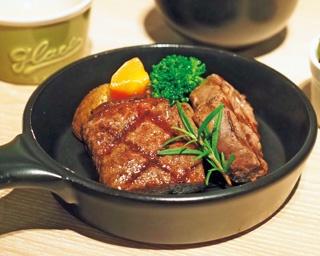牧草牛の旨味が詰まった最高級部位ステーキを手ごろなランチで!「GOOD GOOD MEAT なんば店」