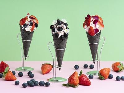 「堀内果実園」のショートケーキでもなく、ソフトクリームでもない新スイーツ「ショートクリーム」