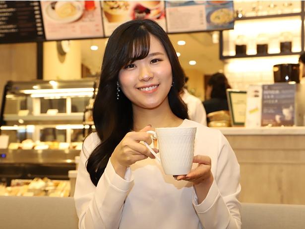 大阪初出店の「タリーズコーヒー &TEA」