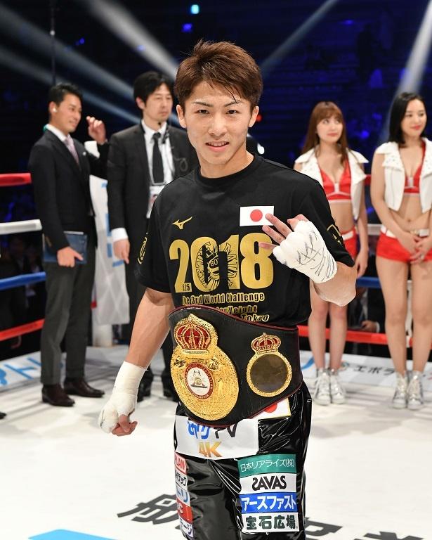 井上尚弥が準決勝で勝てば、決勝で「ノニト・ドネア×ゾラニ・テテ」の勝者をバンタム級最強の座を争う