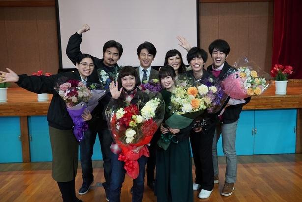 ドラマ「ハケン占い師アタル」の主要キャストがオールアップ!