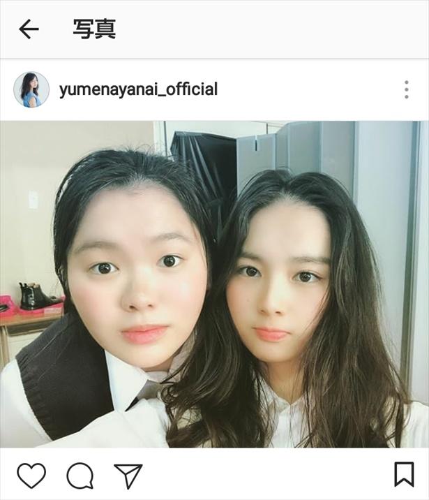 ※画像は箭内夢菜公式Instagram(yumenayanai_official)のスクリーンショットです