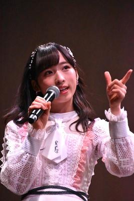 小栗有以さん(AKB48)