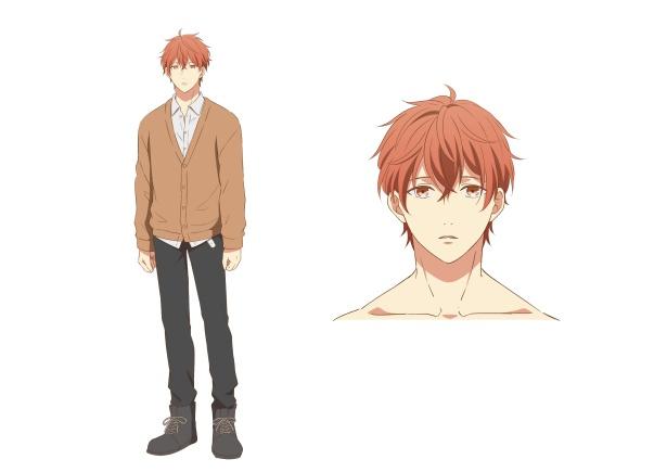 【写真を見る】キャラクタービジュアルも解禁に。佐藤真冬(CV:矢野奨吾)はボーカル&ギターで、印象的な歌声の持ち主。過去のある出来事から、感情表現が上手くできない