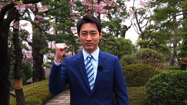 「ニッポンの技で世界を修理 世界!職人ワゴン」ストーリー・テラーの小泉孝太郎