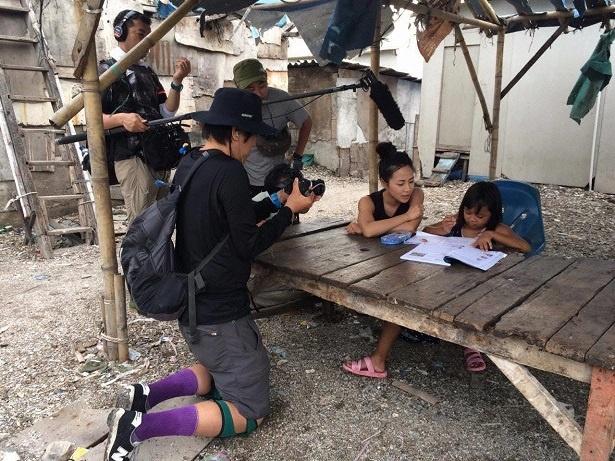 3月23日(土)に「環境クライシス3~水没するアジア巨大都市の環境難民~」(昼3:30-4:30、フジテレビ)が放送される